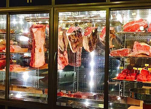 Steak Cuts Lecker Leckerer am Leckersten